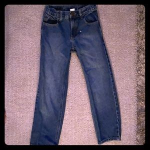 Gymboree Relaxed Jeans Boys 7